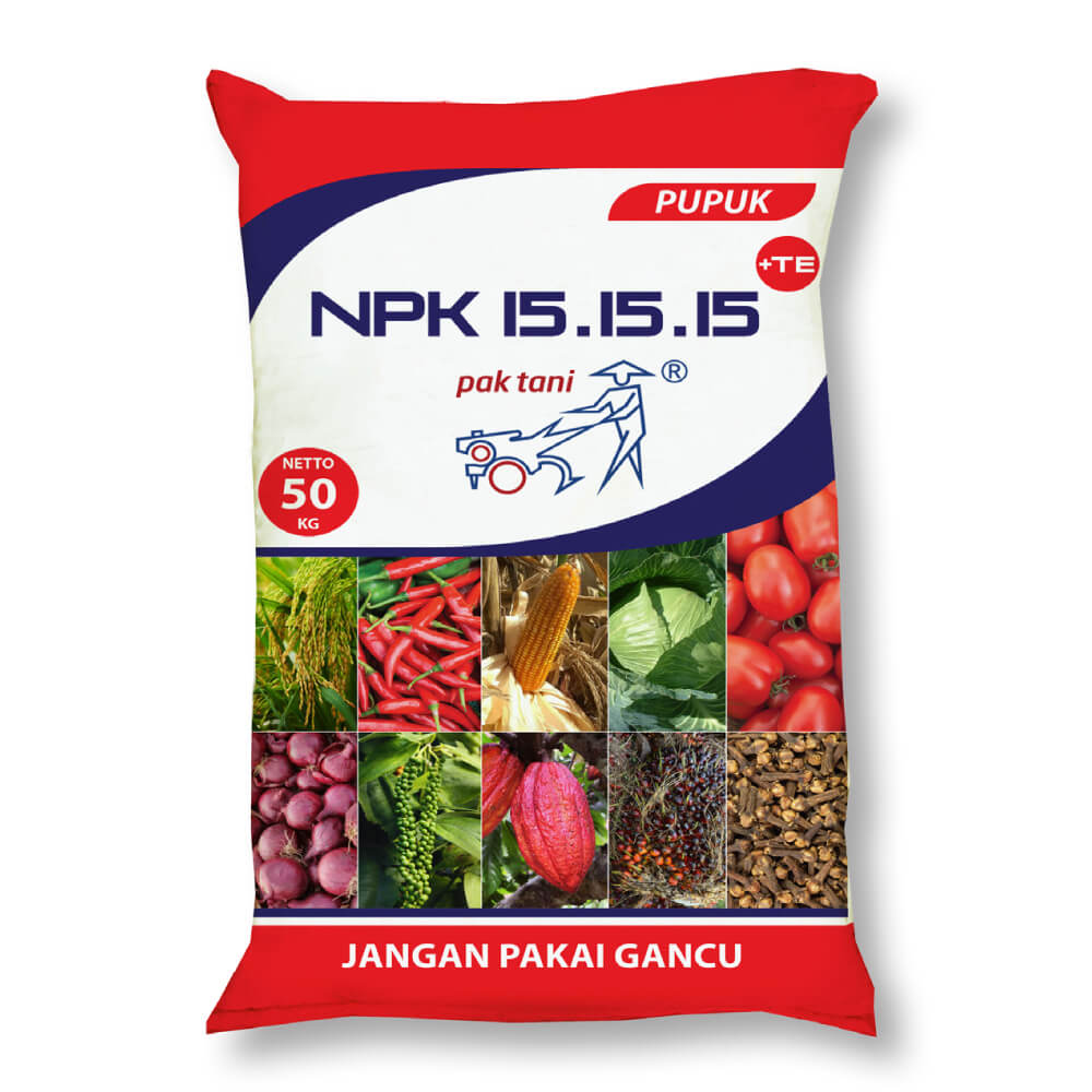 NPK 15-15-15 + TE