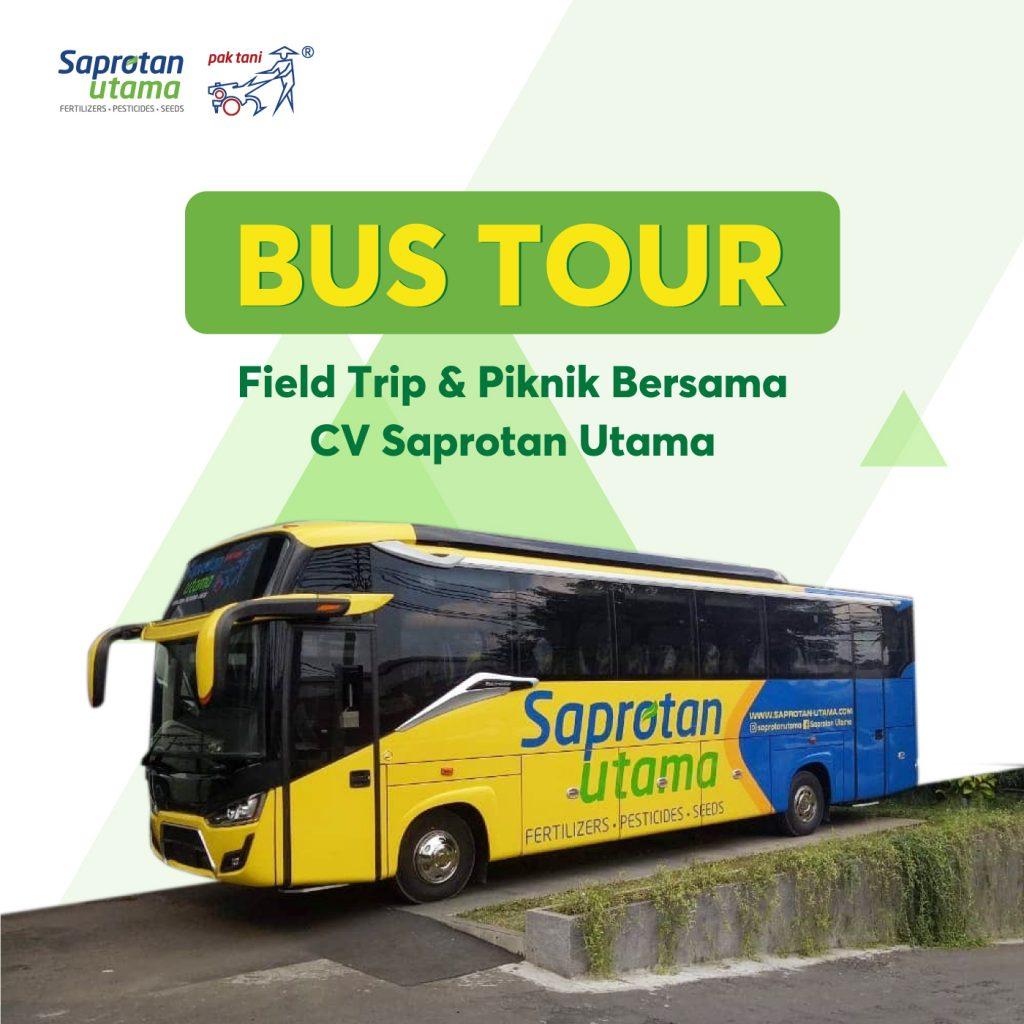Bus Tour Saprotan Utama